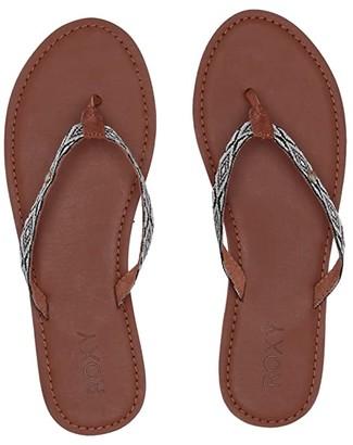 Roxy Janel (Bronze) Women's Sandals