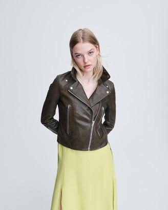 Rag & Bone Mack leather jacket