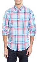 Vineyard Vines Men's Martin Point - Tucker Slim Fit Plaid Sport Shirt