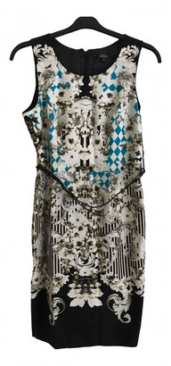 Julien Macdonald Julien Mac Donald Multicolour Cotton Dress for Women