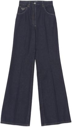 Prada Flare Jeans