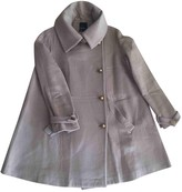 Tommy Hilfiger Beige Cashmere Coat for Women