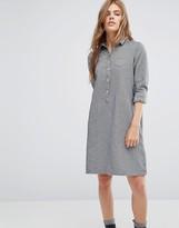 YMC Chambray Shirt Dress