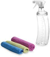 Contour Spray Bottle & Microfiber Cloths