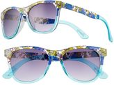 UNIONBAY Women's Floral Cat's-Eye Sunglasses