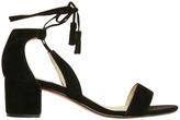 Sachi Essie Black Sandal