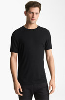 Emporio Armani Men's Armani Collezioni Jersey Trim Fit T-Shirt