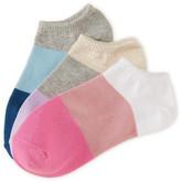 3-Pack Colorblock Ankle Socks