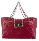 Chanel Large Mademoiselle East West Tote