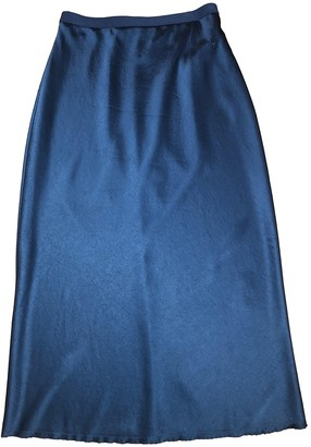 Alexander Wang Blue Skirt for Women