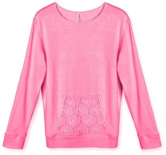 Pink Label Sidney Long Sleeve Top