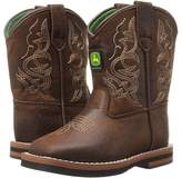 John Deere Everyday Broad Square Toe Men's Work Boots