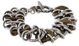 Stephen Dweck Two Tone Link Bracelet