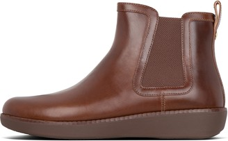 FitFlop Chai Leather Chelsea Boots