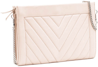 Leigh Ann Barnes Gamechanger Classic Quilted Zip Bag, Natural