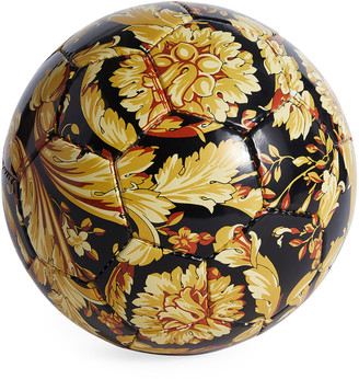 Versace Barocco Soccer Ball