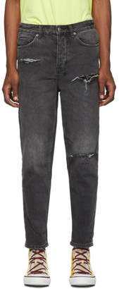 Ksubi Black Bullet Throwback Jeans