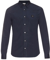 Acne Studios Jeffrey Pop F Cotton-poplin Shirt