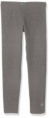 Benetton Girl's Basic G2 Leggings