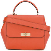 Bally flip lock tote - women - Calf Leather - One Size