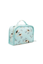 Country Road Bird Cosmetic Bag