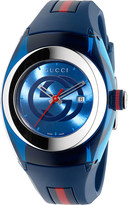 Gucci Ya137304 Sync stainless steel watch