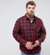 Brave Soul PLUS Checked Shirt