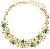 Oscar de la Renta radial necklace