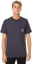 RVCA Flipped Mens Pocket Tee Grey
