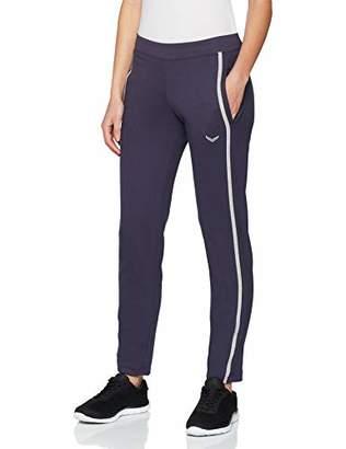 Trigema Women's 577019718 Sports Pants, deep Purple 195, W36