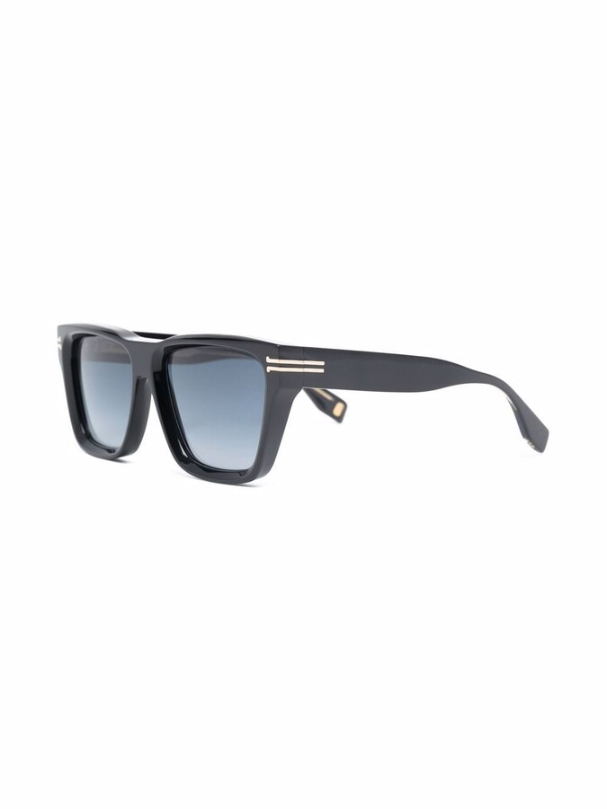 Thumbnail for your product : Marc Jacobs Icon Edge tinted sunglasses