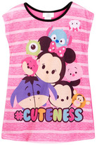 AME Disney Tsum Tsum #Cuteness Nightgown (Little Girls & Big Girls)