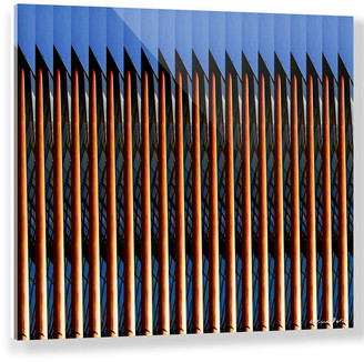 Two Palms Paris Lignes No. 03, Andre Citroen Suai De Javel Canvas