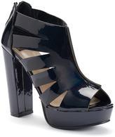N.Y.L.A. Bessie Women's Chunky-Heel Sandals