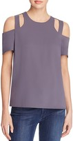 Cooper & Ella Padma Cold Shoulder Top