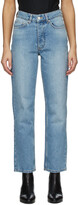 Thumbnail for your product : Won Hundred Blue Pearl Jeans