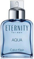Calvin Klein Eternity Aqua for men Eau de Toilette Spray, 6.7 oz