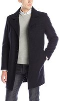 Kenneth Cole New York Men's Single Breasted Wool Walker