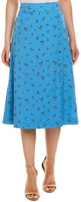 Kensie Floral Skirt