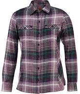 Wolverine Women's Autumn Long Sleeve Two-Sided Brushed Flannel Shirt