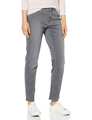 Brax Women's Mary Simply Brilliant Five Pocket Slim Fit sportiv Jeans,(Size: 44L)