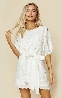 Spell & The Gypsy Collective Lala Linen Shift Dress