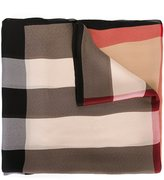 Burberry classic check scarf - women - Silk - One Size