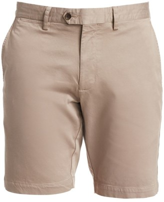 Saks Fifth Avenue COLLECTION Cotton-Blend Shorts