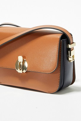 French Connection Margot Recycled Leather Mini Crossbody Bag