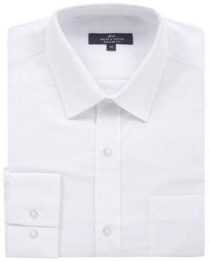 George White Regular Fit Long Sleeve Shirt