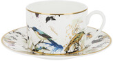 Roberto Cavalli Garden Birds Teacup & Saucer