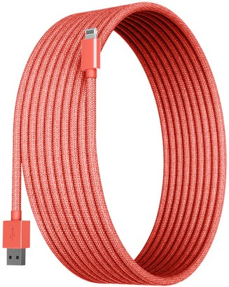 Posh Tech 10ft. Apple Certified Braided Lightning Cable