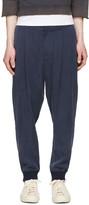 Robert Geller Navy Duster Trousers