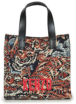 Kenzo JUNGLE SMALL TOTE women's Handbags in Multicolour